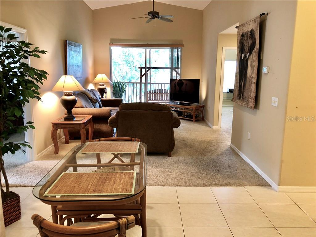 EAT IN AREA AND LIVING ROOM - Condo for sale at 4232 Central Sarasota Pkwy #822, Sarasota, FL 34238 - MLS Number is A4412786