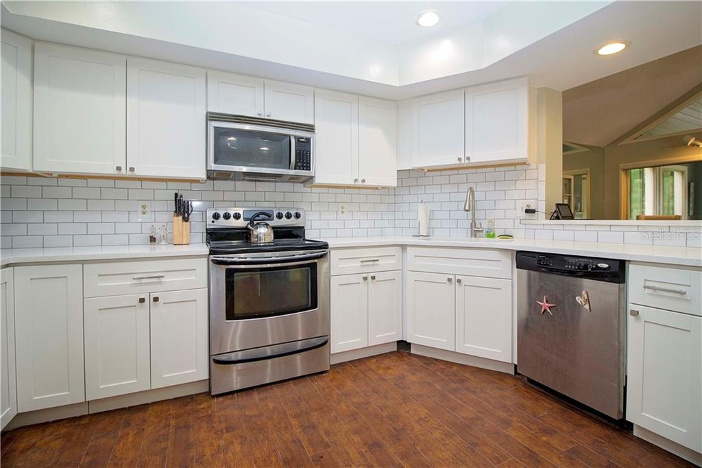 Kitchen - Single Family Home for sale at 1205 Sea Plume Way, Sarasota, FL 34242 - MLS Number is A4414083