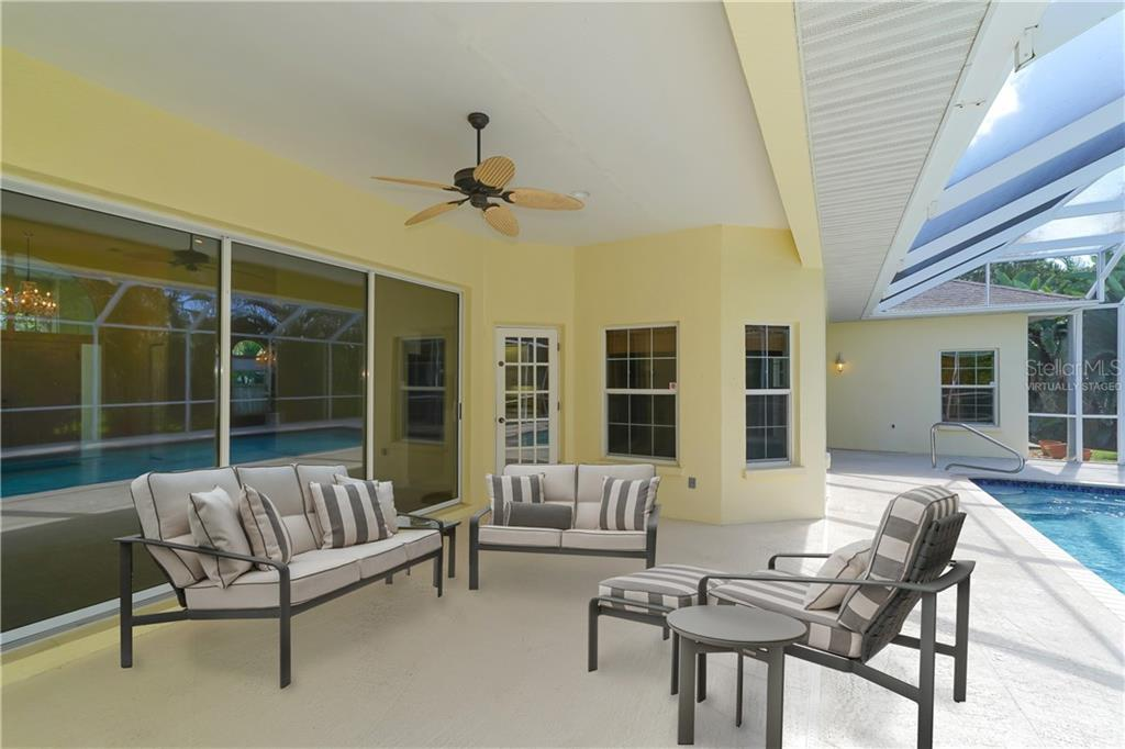 Sitting area virtually staged - Single Family Home for sale at 1714 79th Ct W, Bradenton, FL 34209 - MLS Number is A4416601