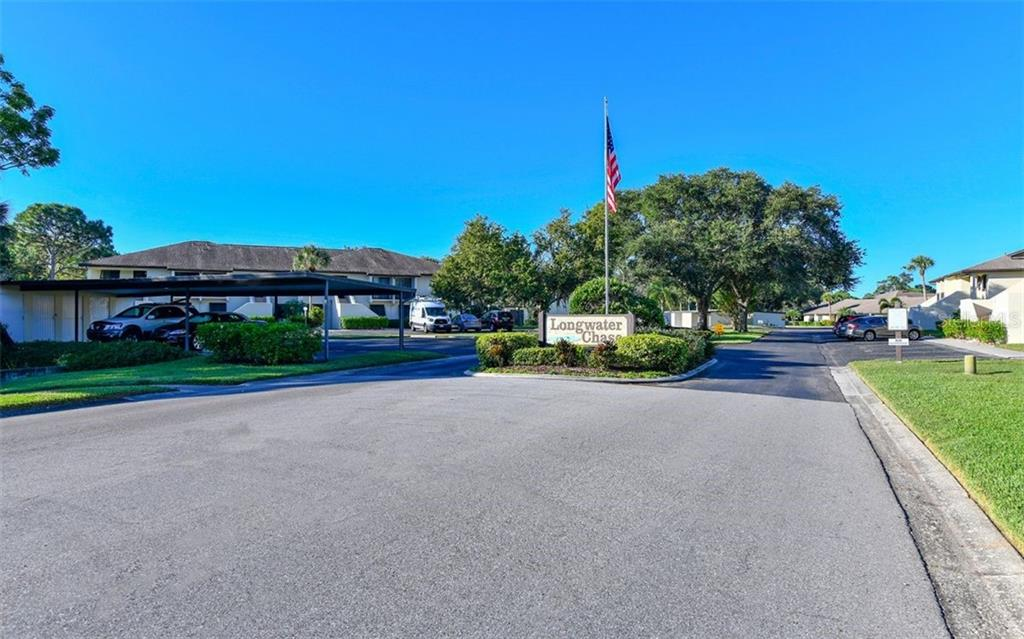 Entrance to Longwater Chase - Condo for sale at 4576 Longwater Chase #59, Sarasota, FL 34235 - MLS Number is A4418168