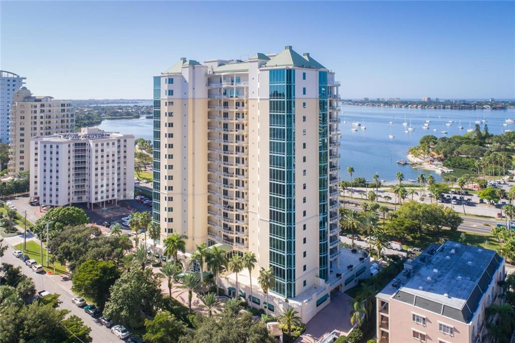 Condo for sale at 340 S Palm Ave #55, Sarasota, FL 34236 - MLS Number is A4418569