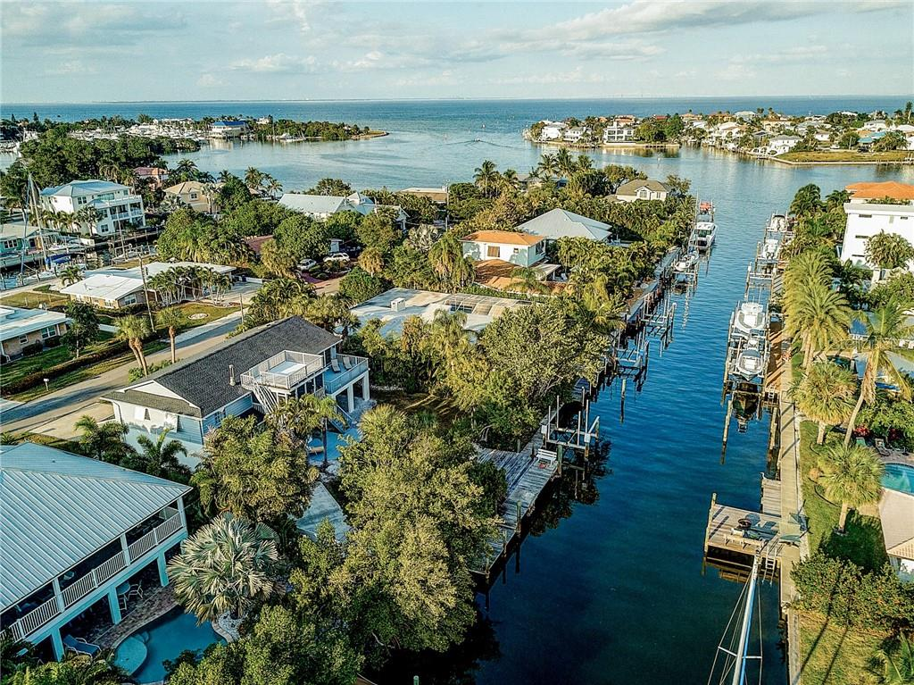 Only minutes to open water & full throttle! - Single Family Home for sale at 521 75th St, Holmes Beach, FL 34217 - MLS Number is A4420243