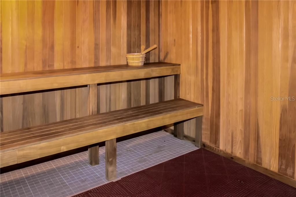 Sauna Room. - Condo for sale at 900 Biscayne #301, Miami, FL 33132 - MLS Number is A4420957