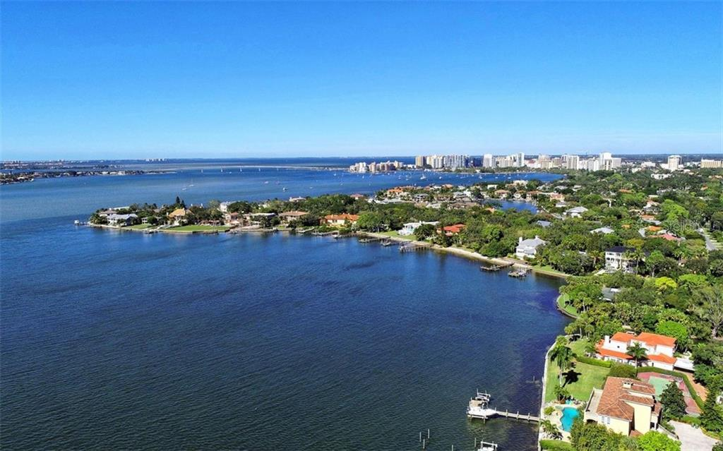 Beautiful Sarasota Bay - Single Family Home for sale at 2262 Okobee Dr, Sarasota, FL 34239 - MLS Number is A4421275