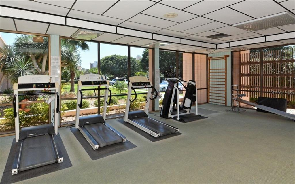 Gym - Condo for sale at 4370 Chatham Dr #204, Longboat Key, FL 34228 - MLS Number is A4421600