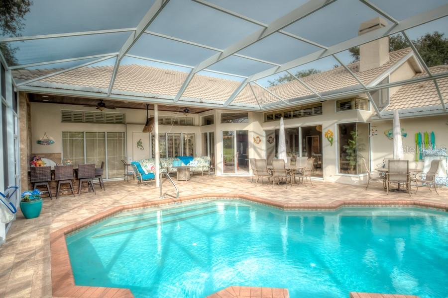 Outdoor Living - Single Family Home for sale at 7791 Alister Mackenzie Dr, Sarasota, FL 34240 - MLS Number is A4422525