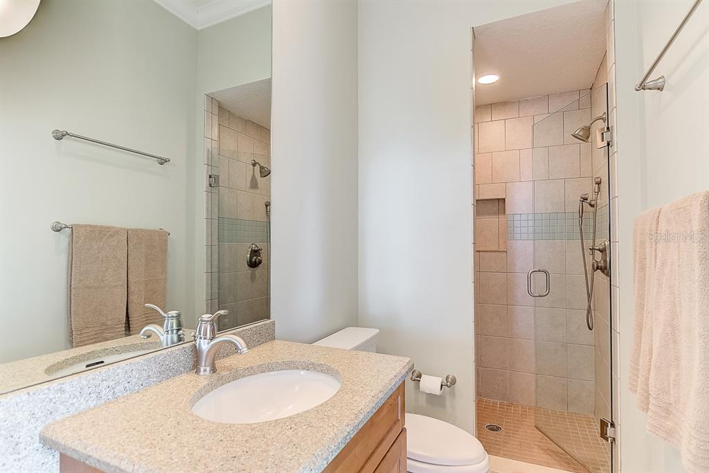East Master Bathroom Ensuite - Duplex/Triplex for sale at 2500 Gulf Dr N, Bradenton Beach, FL 34217 - MLS Number is A4424506