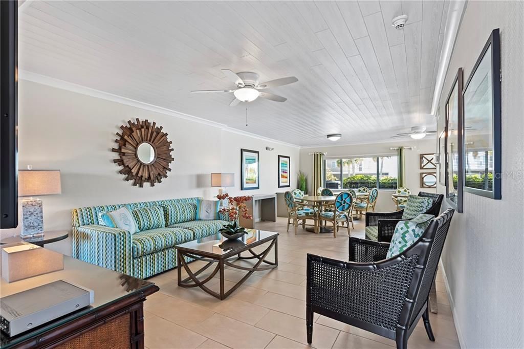 Enjoy Island living in this vibrant community! - Condo for sale at 5300 Gulf Dr #406, Holmes Beach, FL 34217 - MLS Number is A4430634