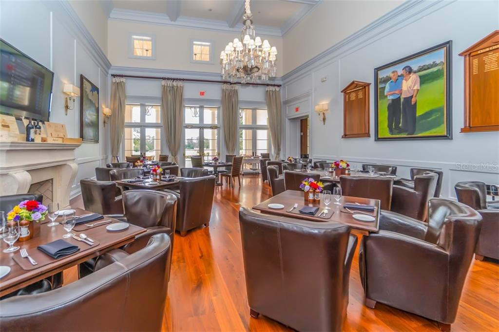 Experience the finest in dining at The Golf Club Bistro, where Members have access to a variety of exceptional culinary services. - Single Family Home for sale at 19432 Newlane Pl, Bradenton, FL 34202 - MLS Number is A4432094