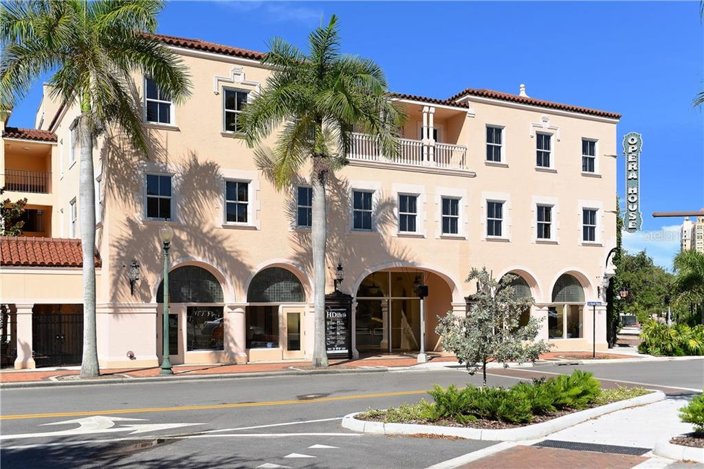 Sarasota Opera House - Condo for sale at 800 N Tamiami Trl #602, Sarasota, FL 34236 - MLS Number is A4436915