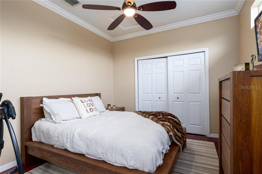2nd level guest bedroom - Single Family Home for sale at 13818 Nighthawk Ter, Lakewood Ranch, FL 34202 - MLS Number is A4438487