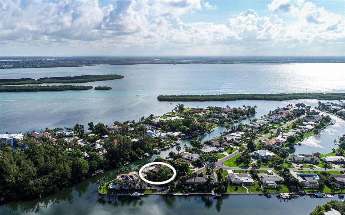 Single Family Home for sale at 651 Emerald Harbor Dr, Longboat Key, FL 34228 - MLS Number is A4438765