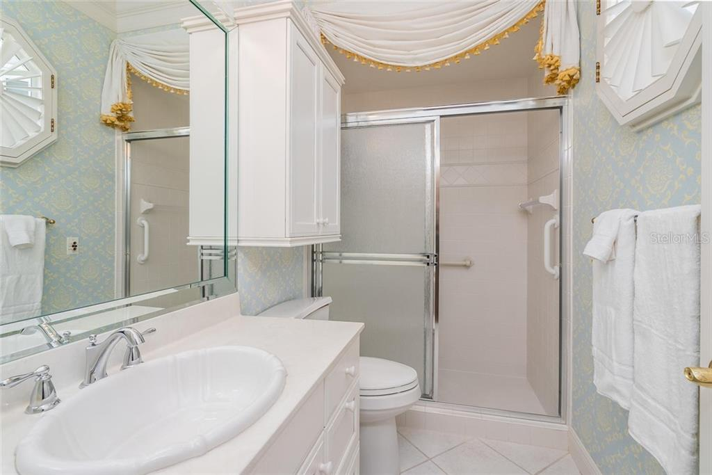 Guest House bathroom! - Single Family Home for sale at 3702 Beneva Oaks Blvd, Sarasota, FL 34238 - MLS Number is A4438878