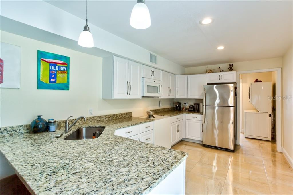 In Law Apt Kitchen. - Single Family Home for sale at 2322 Cadillac St, Sarasota, FL 34231 - MLS Number is A4440841