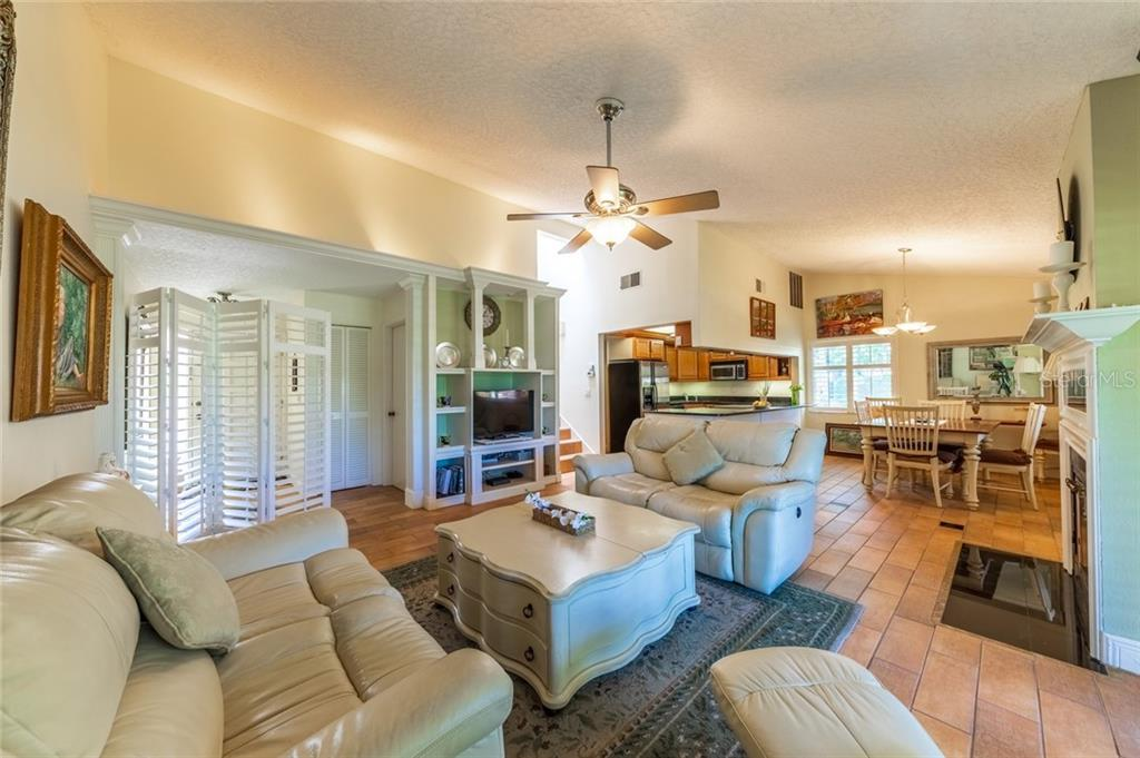 Great Room - Townhouse for sale at 734 Sorrento Inlt, Nokomis, FL 34275 - MLS Number is A4441958