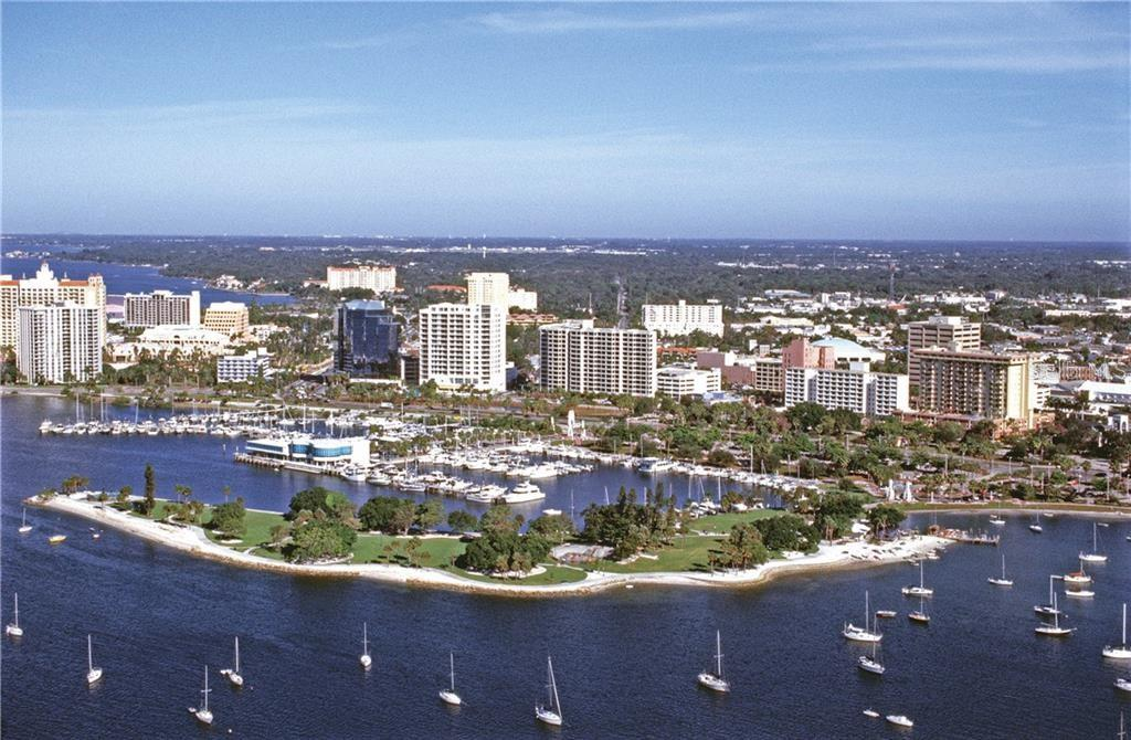 Condo for sale at 1350 Main St #902, Sarasota, FL 34236 - MLS Number is A4443271