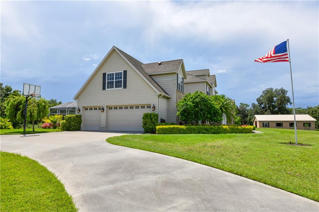 Survey - Single Family Home for sale at 530 Rye Rd Ne, Bradenton, FL 34212 - MLS Number is A4443778