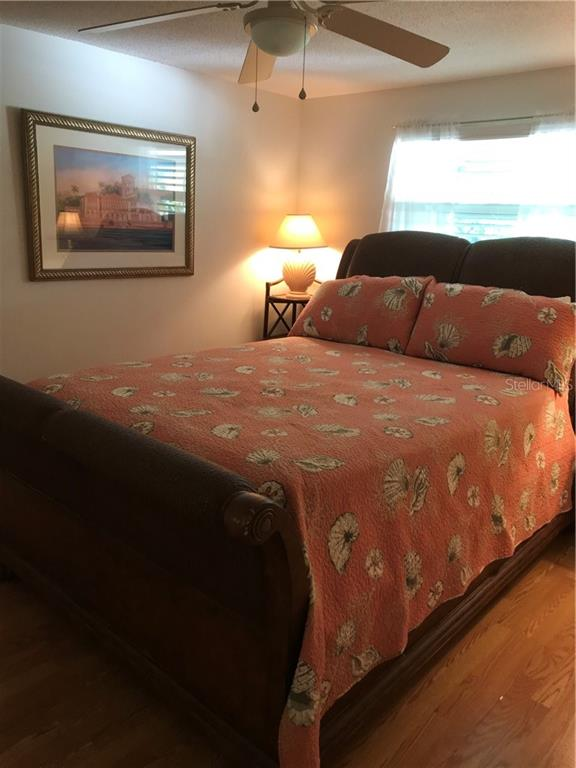 Bedroom #1 Queen Bed - Duplex/Triplex for sale at 4418-4420 100th St W, Bradenton, FL 34210 - MLS Number is A4443821