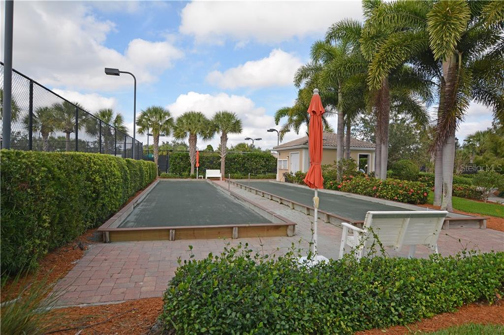 Community Bocce - Single Family Home for sale at 5799 Benevento Dr, Sarasota, FL 34238 - MLS Number is A4450677