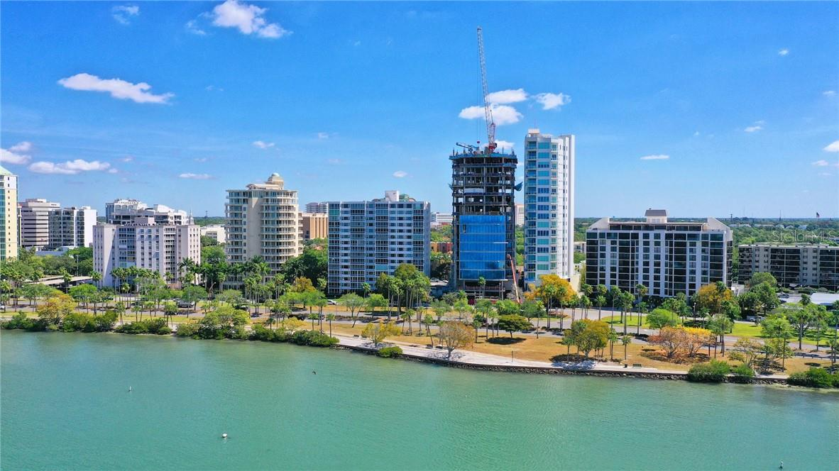 EPOCH- the jewel on the crown of the Sarasota Bayfront. - Condo for sale at 605 S Gulfstream Ave #15, Sarasota, FL 34236 - MLS Number is A4453705