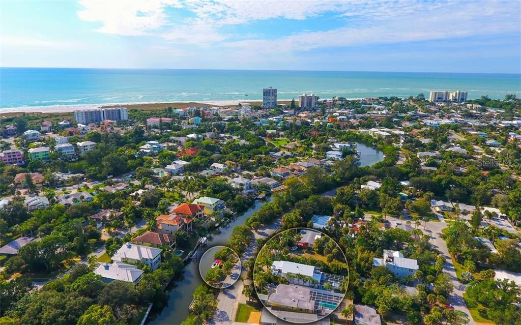 Only a short stroll to vibrant Siesta Village, however far enough away from the hustle and bustle - Single Family Home for sale at 623 Avenida Del Norte, Sarasota, FL 34242 - MLS Number is A4454692
