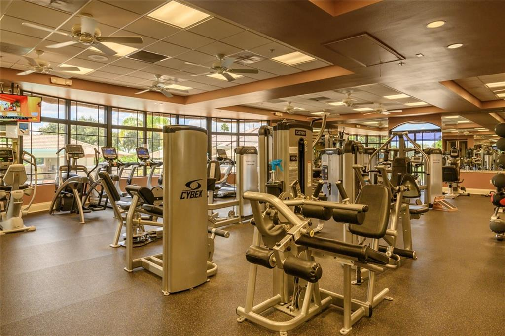 Community Fitness Center - Villa for sale at 4560 Samoset Dr, Sarasota, FL 34241 - MLS Number is A4455487