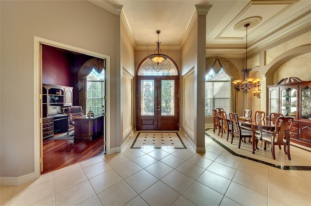 Survey (General) - Single Family Home for sale at 7003 Portmarnock Pl, Lakewood Ranch, FL 34202 - MLS Number is A4456343