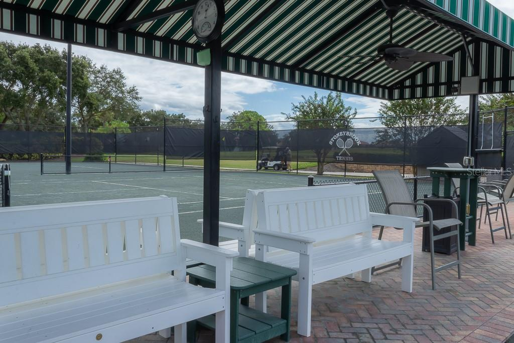 Tennis amenities - Condo for sale at 9570 High Gate Dr #1722, Sarasota, FL 34238 - MLS Number is A4457005