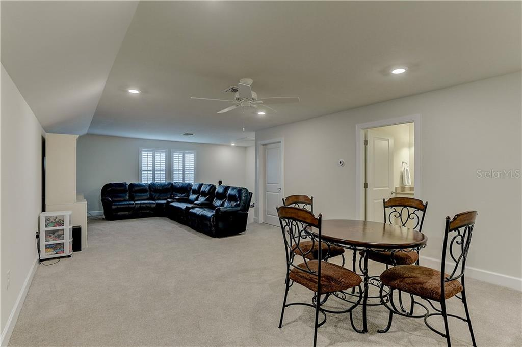 Loft with Family Room and Entertaining Area - Single Family Home for sale at 6859 Chester Trl, Lakewood Ranch, FL 34202 - MLS Number is A4458594