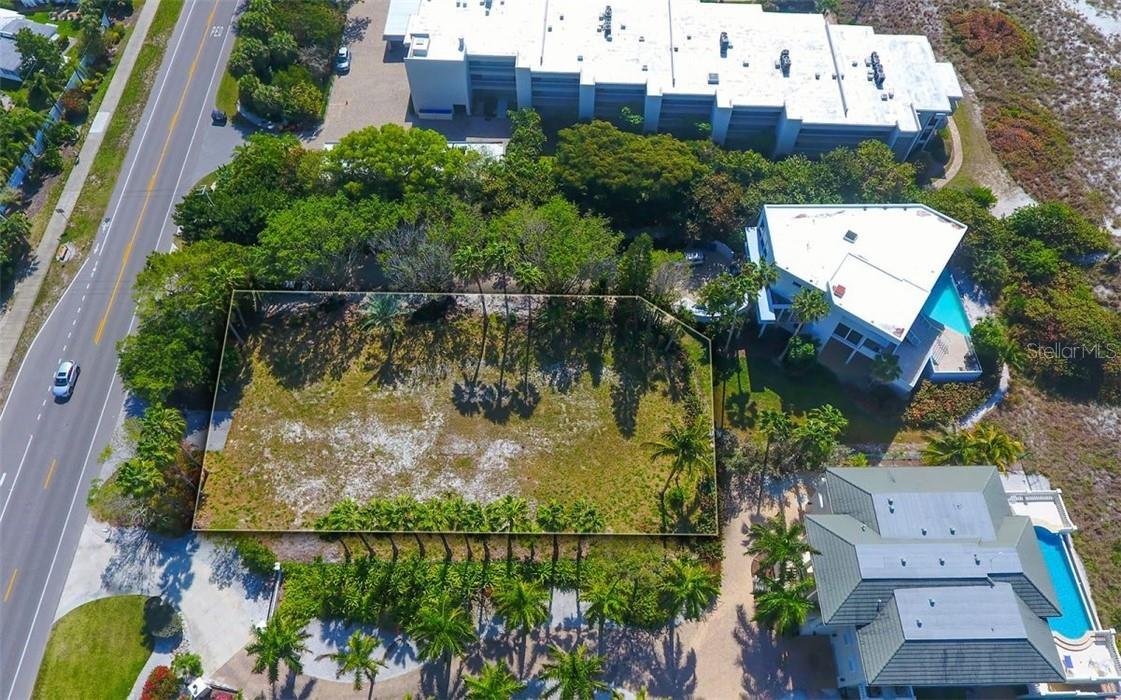 Vacant Land for sale at 5809 Gulf Of Mexico Dr, Longboat Key, FL 34228 - MLS Number is A4460950
