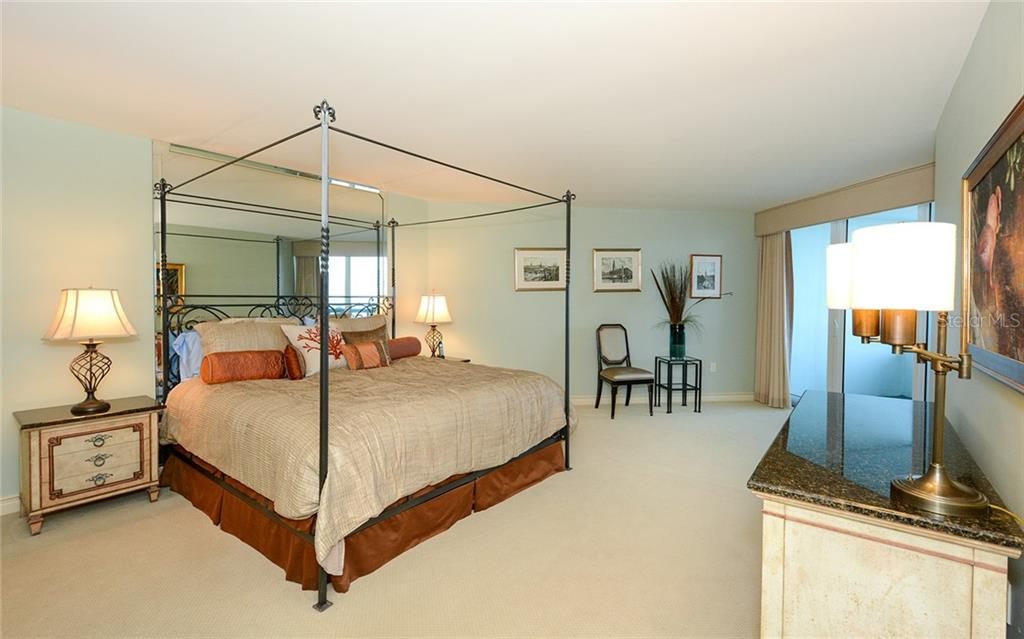 Master Suite - Condo for sale at 888 Blvd Of The Arts #705, Sarasota, FL 34236 - MLS Number is A4461143