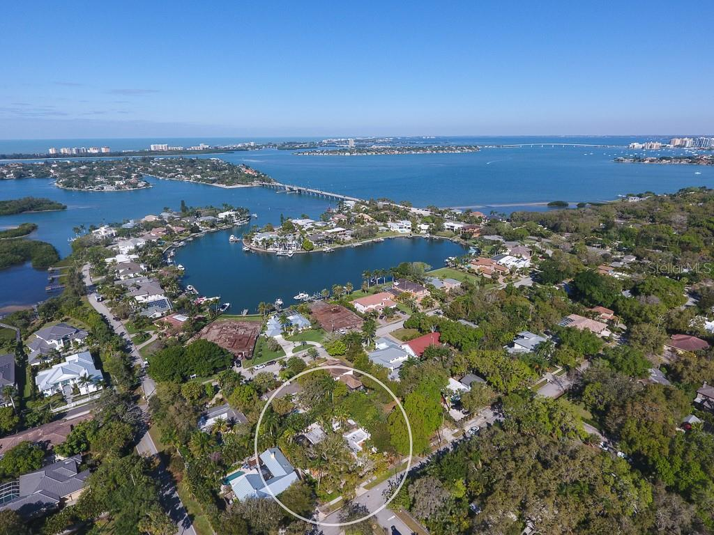 Minutes to Siesta Key - Single Family Home for sale at 3838 Flores Ave, Sarasota, FL 34239 - MLS Number is A4461669