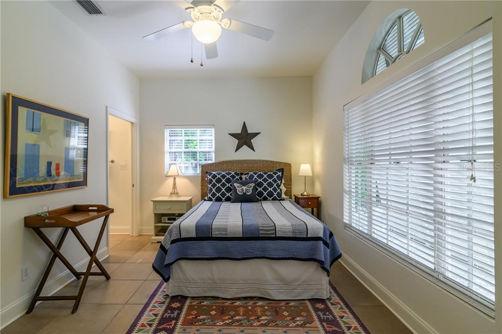 GuestHouse Bedroom - Single Family Home for sale at 7340 Point Of Rocks Rd, Sarasota, FL 34242 - MLS Number is A4461841