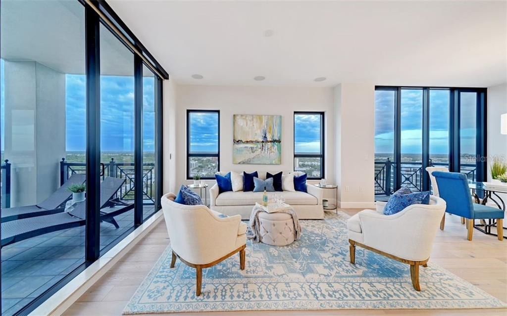 Condo for sale at 50 Central Ave #17pha, Sarasota, FL 34236 - MLS Number is A4462953