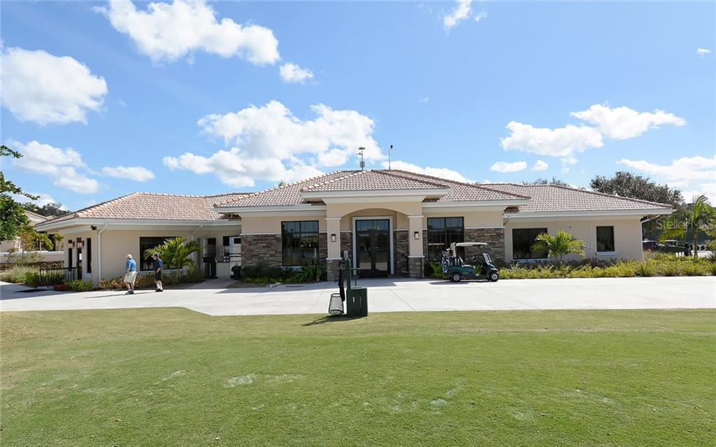 Large pro shop - Villa for sale at 4605 Samoset Dr, Sarasota, FL 34241 - MLS Number is A4463082