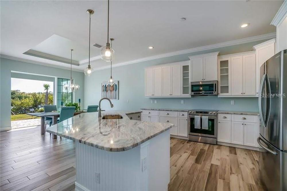 Heron Kitchen - Single Family Home for sale at 5485 56th Ct E, Bradenton, FL 34203 - MLS Number is A4463869