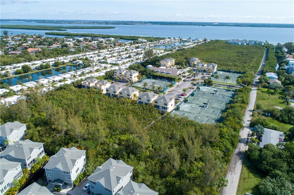 View to the bay. - Condo for sale at 515 Forest Way, Longboat Key, FL 34228 - MLS Number is A4465231
