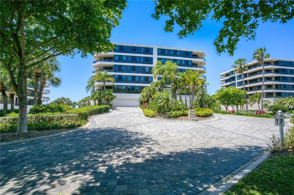 Floor Plan - Condo for sale at 575 Sanctuary Dr #A303, Longboat Key, FL 34228 - MLS Number is A4467209