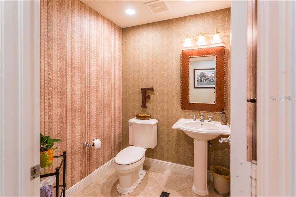 Half bath - Condo for sale at 1308 Old Stickney Point Rd #W24, Sarasota, FL 34242 - MLS Number is A4471155