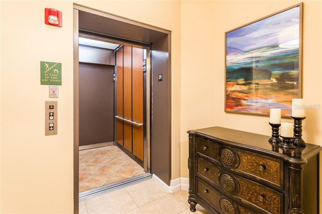 Your private foyer - Condo for sale at 1308 Old Stickney Point Rd #W24, Sarasota, FL 34242 - MLS Number is A4471155
