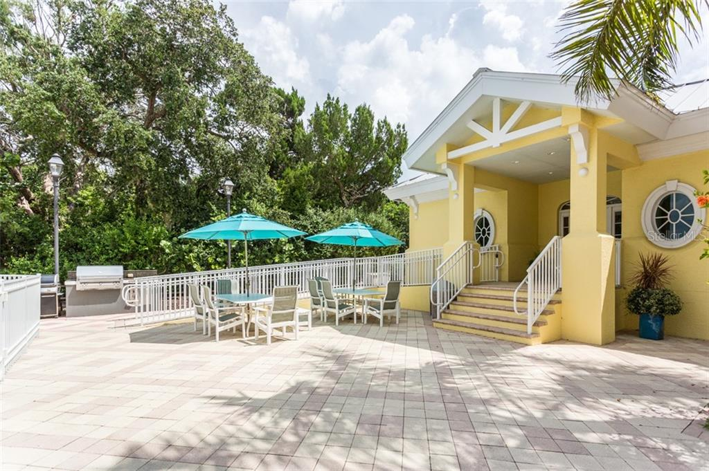 Clubhouse area - Condo for sale at 1308 Old Stickney Point Rd #W24, Sarasota, FL 34242 - MLS Number is A4471155