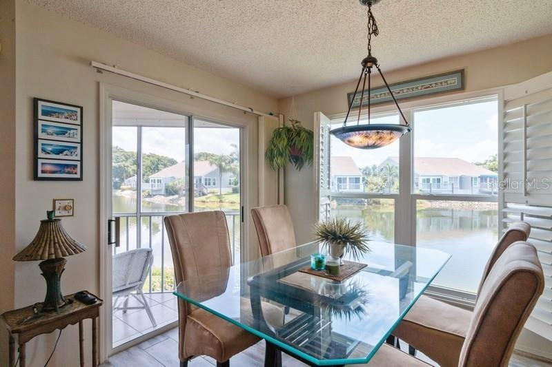 Dining Room. - Condo for sale at 977 Sandpiper Cir #977, Bradenton, FL 34209 - MLS Number is A4474554
