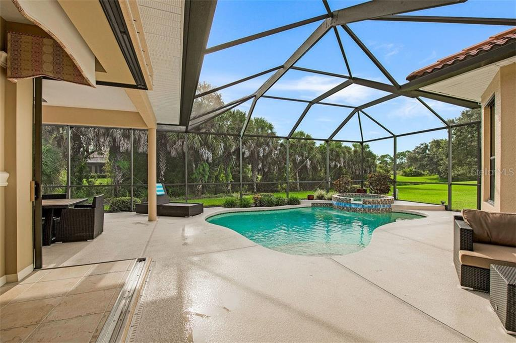 Breathtaking views from inside or out. - Single Family Home for sale at 684 Crane Prairie Way, Osprey, FL 34229 - MLS Number is A4478575