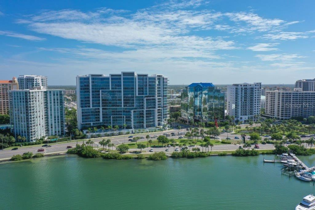 The VUE - Condo for sale at 1155 N Gulfstream Ave #1701, Sarasota, FL 34236 - MLS Number is A4480090