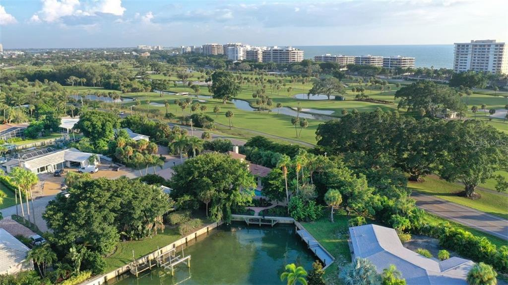 You are across the way from the award winning golf courses of the Longboat Key Club & Resort ! - Single Family Home for sale at 501 Cutter Ln, Longboat Key, FL 34228 - MLS Number is A4480484
