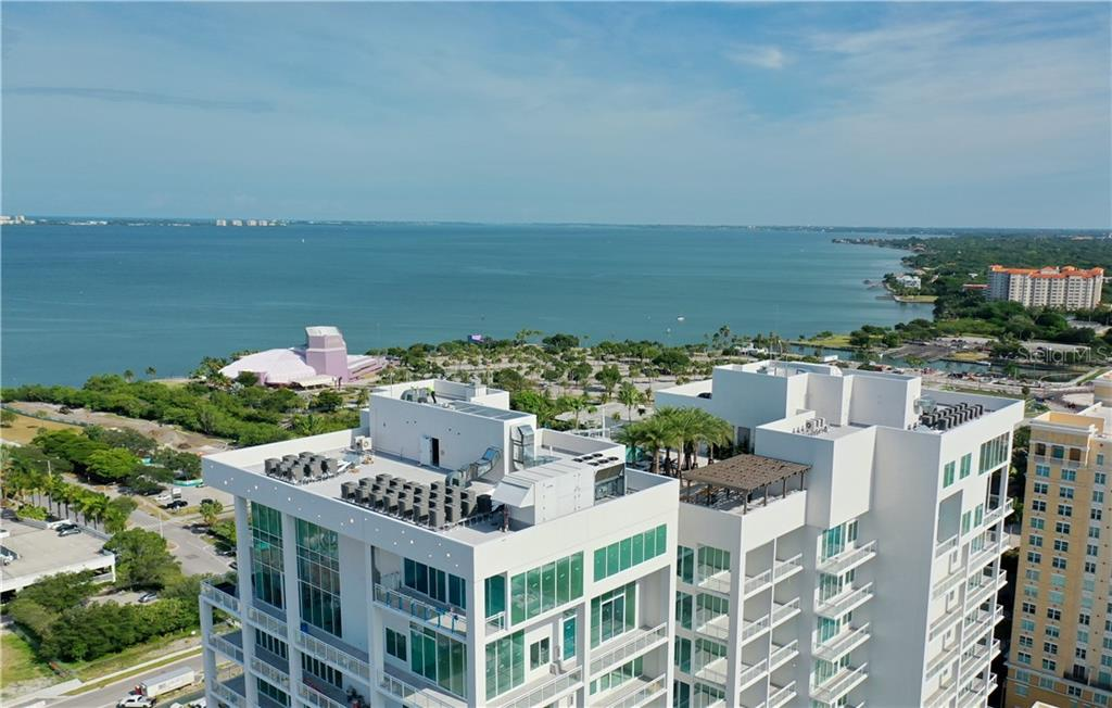 Condo for sale at 540 N Tamiami Trl #1201, Sarasota, FL 34236 - MLS Number is A4481827