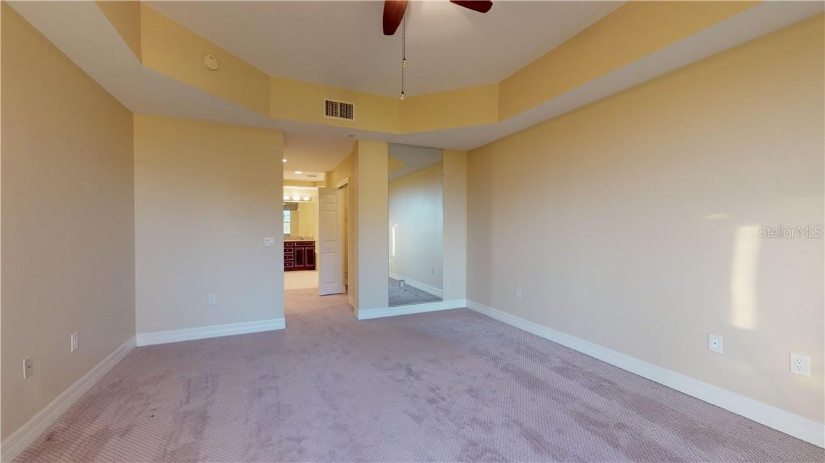 Primary Bedroom - Condo for sale at 5591 Cannes Cir #506, Sarasota, FL 34231 - MLS Number is A4484243
