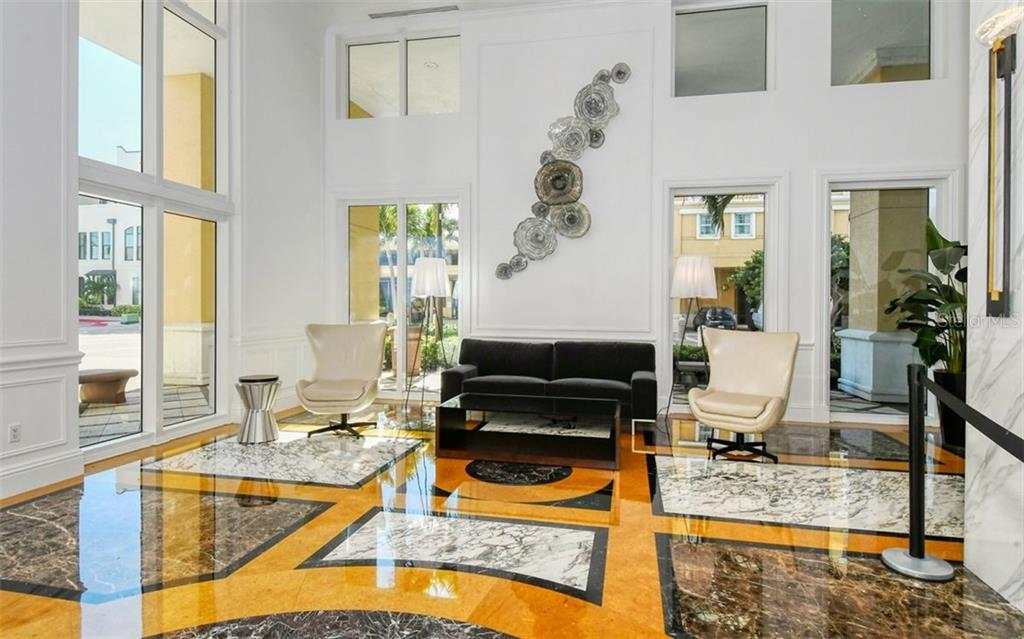 Games room - Condo for sale at 800 N Tamiami Trl #1007, Sarasota, FL 34236 - MLS Number is A4485565