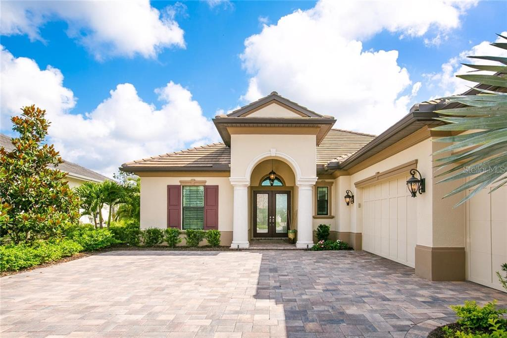 Survey - Single Family Home for sale at 16707 Berwick Ter, Bradenton, FL 34202 - MLS Number is A4486555