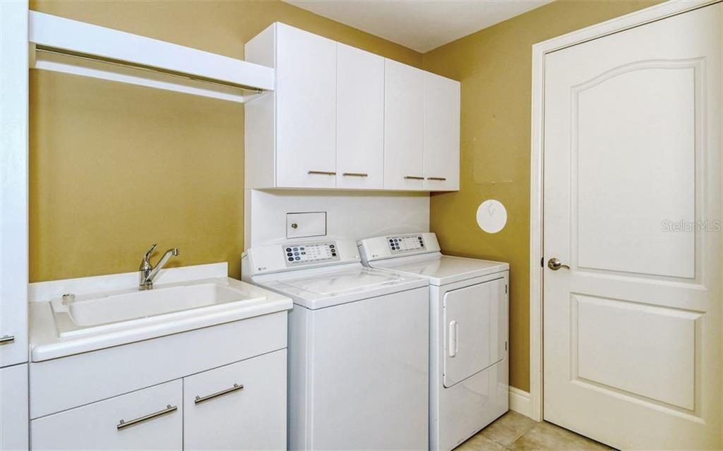 Laundry/Utility Room - Condo for sale at 50 Central Ave #14b, Sarasota, FL 34236 - MLS Number is A4487974